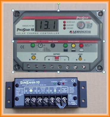 ProStar and SunSaver Battery Controllers
